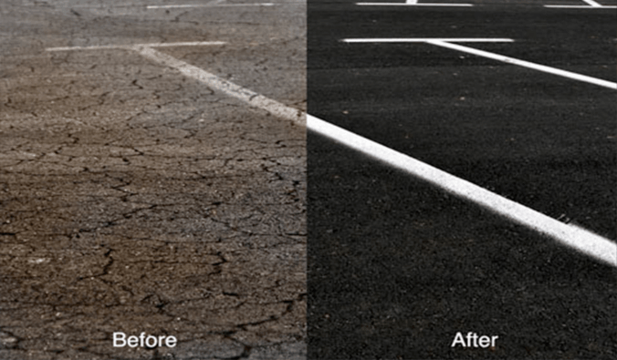 Sealcoat & Asphalt Maintenance